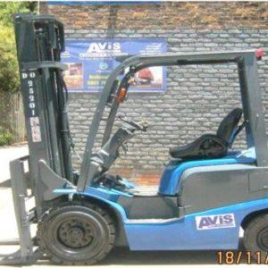 2.5 Ton Diesel TCM Forklift