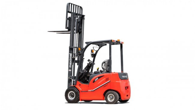 A series maximal electric forklift