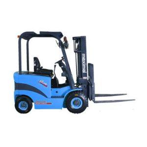 1-1.8T Four Wheel Battery Forklift