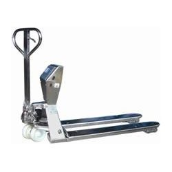 EP20S-ES – Stainless Steel (304/316L) Pallet Truck with Scale