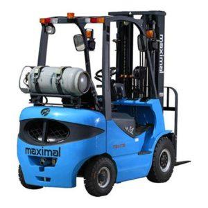 1-1.8T Gasoline LPG Forklift