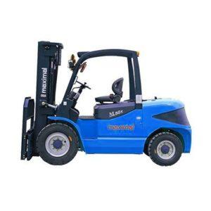 4 Mini 5T Gasoline LPG Forklift