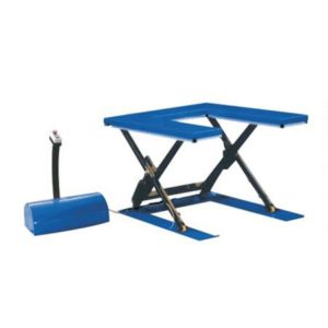 ETL Low Profile Electric Lift Table