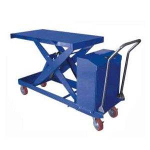 ELF Electric Lift Table Truck